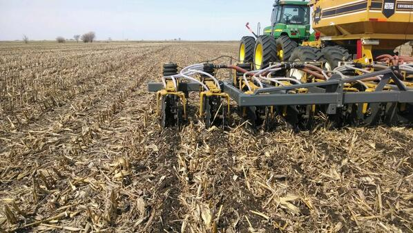 Soilwarrior and strip till key to new sustainable cropping for Soil warrior