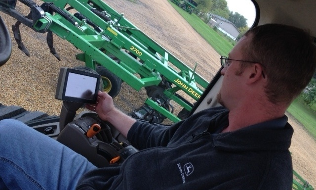 Mike Lynch uses precision technology to stay on zone with strip-till