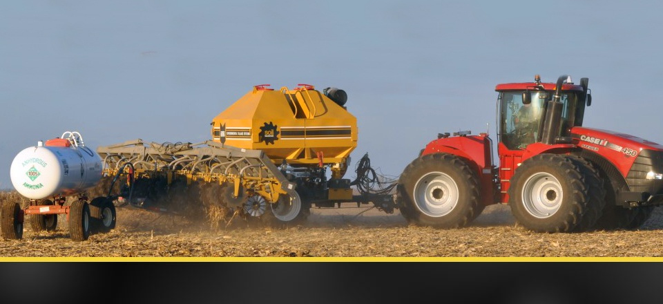 SoilWarrior N: Seedbed Preparation and Tillage