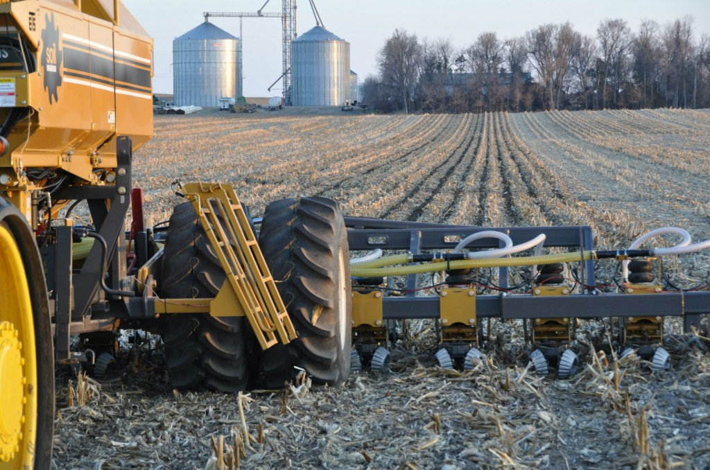 Soil Warrior Environmental Tillage Systems