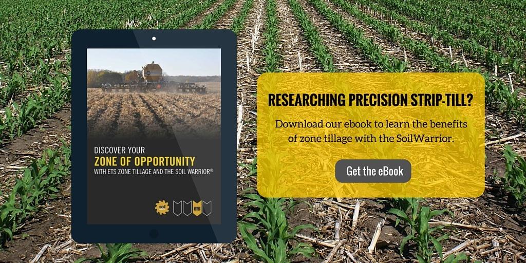 SoilWarrior Zone Tillage ebook